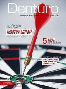 Le Denturo hiver 2016-2017 - couverture du magazine
