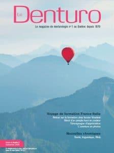 Magazine Le Denturo Automne 2015